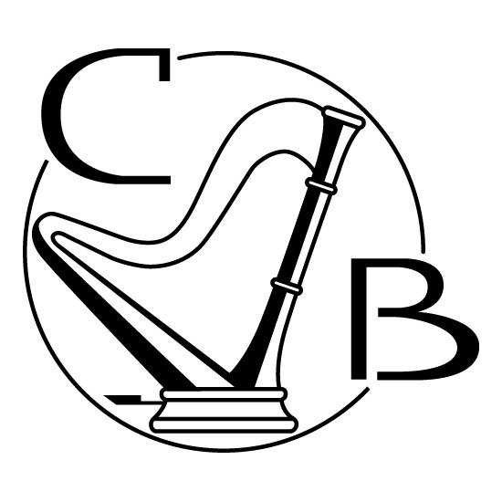Carla Bos harp